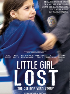 Animation little girl lost the delimar vera story little girl lost
