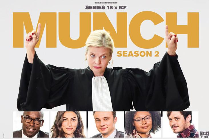 Munch - Season 2