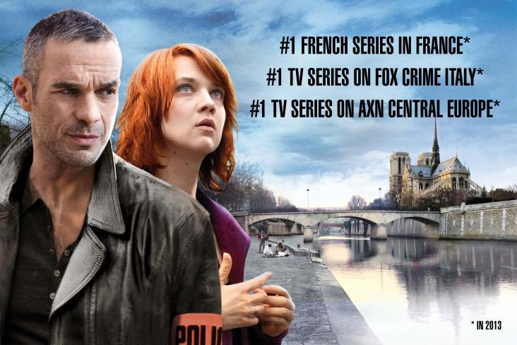 THE NUMBER 1 FRENCH SERIES PROFILAGE SOLD IN SPAIN TO TVE